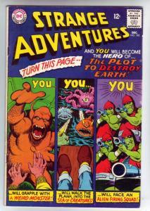 Strange Adventures #183 (Dec-65) FN/VF Mid-High-Grade