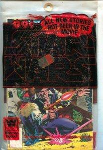 Star Wars Marvel Comics Pre-Pak1978 #'s 7,8 & 9-Whitman-unopened-VF/-NM