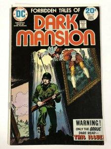 FORBIDDEN TALES OF THE DARK MANSION 14 FINE PLUS Jan. 1 COMICS BOOK