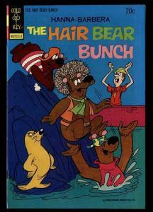 HAIR BEAR BUNCH 8 G-VG COMICS BOOK
