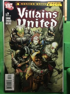 Villains United #3 of 6