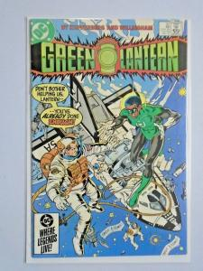 Green Lantern Green Arrow #187 - 1st First Series - see pics - 6.0 - 1985