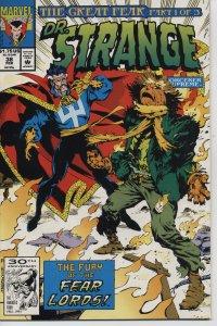 Doctor Strange, Sorcerer Supreme #38 (1992)