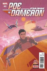 STAR WARS POE DAMERON (2016 MARVEL) #7