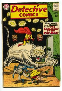 Detective #311 DC-First Cat-Man and Zook-Batman VG