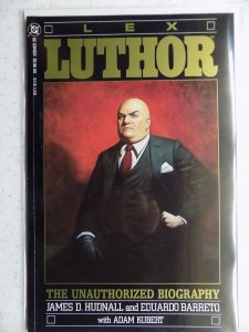 Lex Luthor: The Unauthorized Biography #1 (1989)