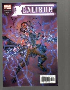 11 Marvel Comics Excalibur #3 4 5 6 7 9 10 11 Heroes Reborn #3 4 4 EK22