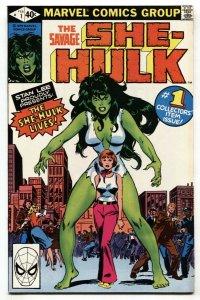 Savage She-Hulk #1 First appearance 1980 Marvel comic VF/NM