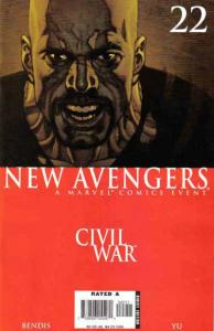 New Avengers (2005 series) #22, NM (Stock photo)