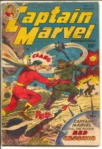 Captain Marvel Adventures #139 1952-Fawcett-rare late issue-Korean War cover-...