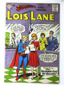 Superman's Girl Friend Lois Lane #45, VG+ (Actual scan)