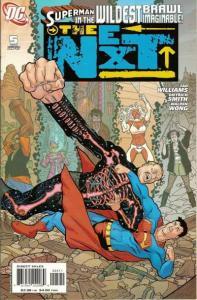 Next #5, NM- (Stock photo)