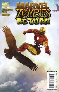Marvel Zombies Return #2 VF/NM; Marvel | save on shipping - details inside