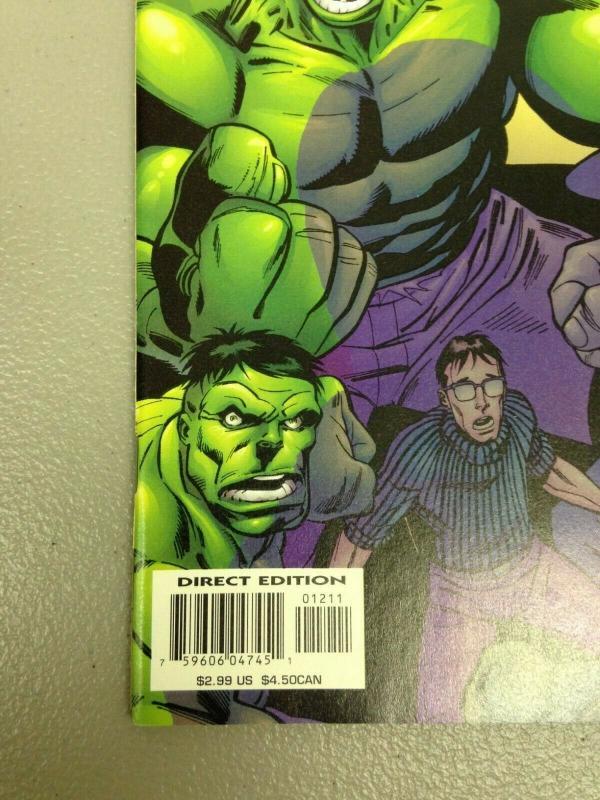 Incredible Hulk 12 NM 1st App. Devil Hulk