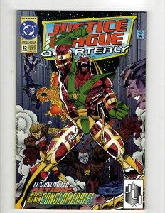 Justice League Quarterly #12 (1993) SR8