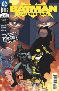 Batman And the Signal #2 VF/NM; DC | save on shipping - details inside