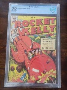 Rocket Kelly 4 CBCS 3.0