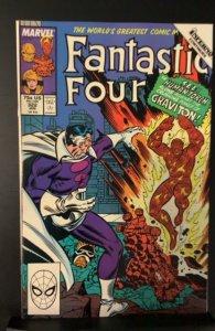 Fantastic Four #322 (1989)