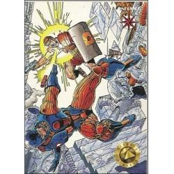 1993 Valiant Era X-O MANOWAR #8 - Card #67