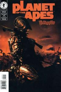 Planet of the Apes: The Human War #2, NM + (Stock photo)