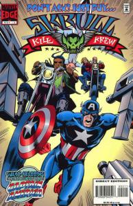 Skrull Kill Krew #2 VF/NM; Marvel   save on shipping - details inside