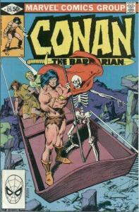 Conan the Barbarian (1970 series) #125, Good (Stock photo)