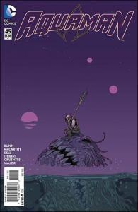 DC AQUAMAN (2011 Series) #45 VF