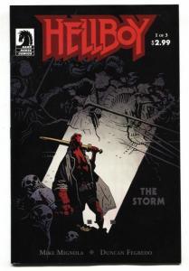 Hellboy: The Storm #1 2010- Dark Horse NM-