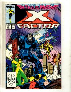 Lot of 12 X-Factor Marvel Comic Books #25 26 27 28 29 30 31 32 33 34 35 36 SM21