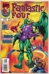 Fantastic Four   vol. 3   #19 FN/VF