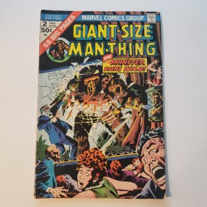 Giant size Man Thing #2