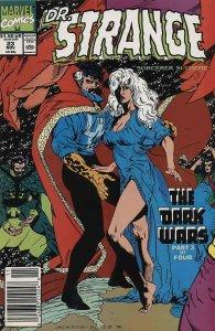 Doctor Strange: Sorcerer Supreme #23 (Newsstand) VF/NM; Marvel | save on shippin