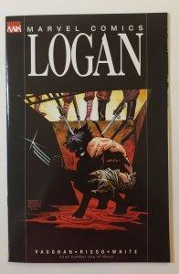 Marvel Comics Logan #1-3 complete set marvel comics 2008 VF/NM or better