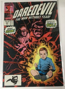 Daredevil 264 Nm Near Mint Marvel