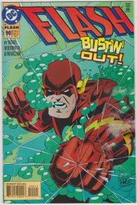 The Flash #90 (1994)