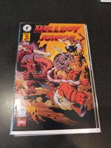 Hellboy Junior #2 (1999)