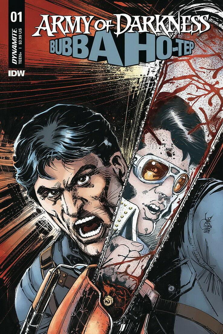 Bubba Ho-Tep #2 B Cover IDW NM Comics Book