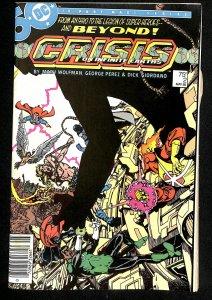 Crisis on Infinite Earths #2 (1985)