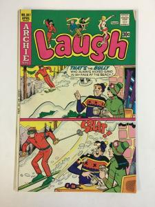 LAUGH (1946-1987)301 VF-NM Apr 1976 COMICS BOOK
