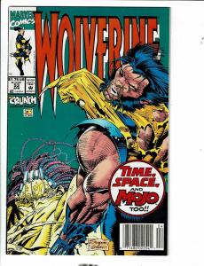 c1aa46bb3f4 Lot Of 10 Wolverine Marvel Comic Books # 49 51 52 53 26 43 44 45 46 ...