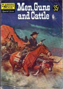 Classics Illustrated Special Issue #153, VG+ (Stock photo)
