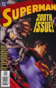 Superman (2nd Series) #200 VF; DC | save on shipping - details inside