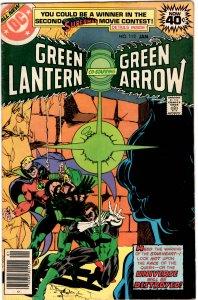 Green Lantern & Green Arrow #112 (1960 v2) Alan Scott VF
