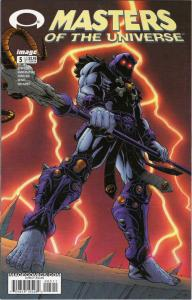 Masters of the Universe (Vol. 2) #5 FN; Image   save on shipping - details insid