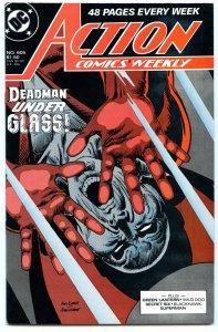 Action Comics Weekly 605 Jun 1988 NM- (9.2)