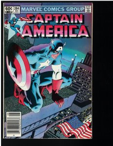Captain America #284 (Marvel, 1983)