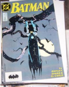 Batman #431 (Mar 1989, DC) league of assassins jason todd robin red hood