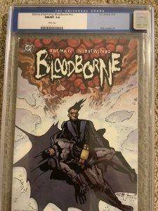 Batman/Nightwing: Bloodborne CGC 9.8 Kelley Puckett-TPB-trade