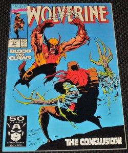 Wolverine #37 (1991)