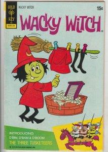 Wacky Witch #10 (Jan-73) FN Mid-Grade Wacky Witch